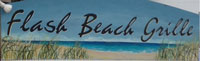 flash beach logo